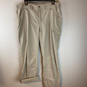 Duluth Trading Dry on the Fly Cargo Pant 16 x 33